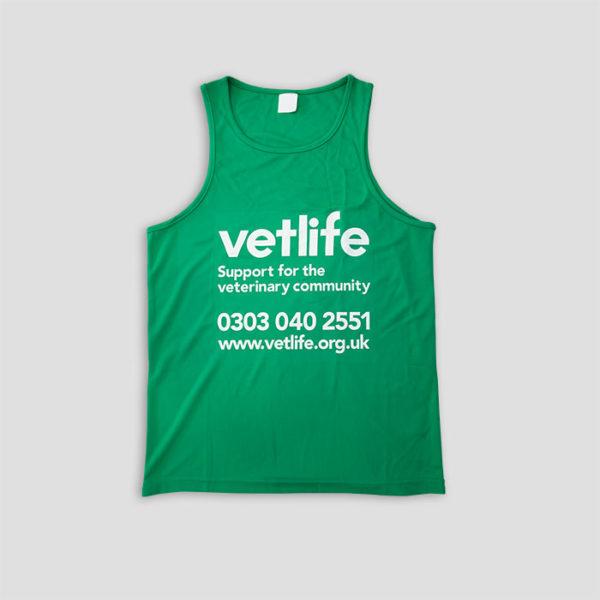 Vetlife running vest